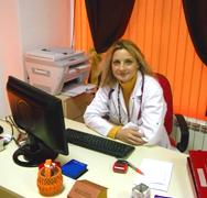 prim. doc. dr sc. med. Milena Brkić internista-endokrinolog